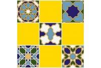 Багдад желтый верх 03