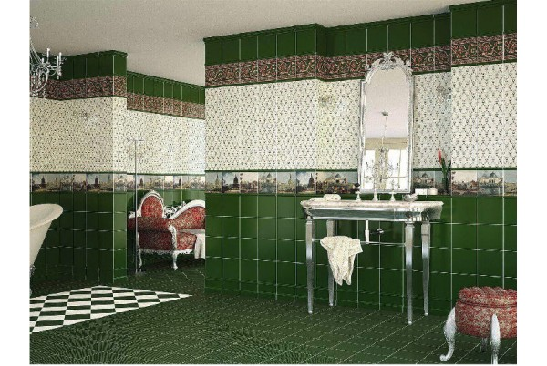 Lord Verde APE Ceramicas