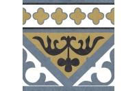 Versalles Cenefa Orleans Blue