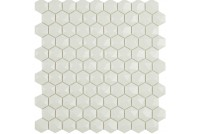 Hex Matt 904D White мозаика