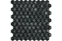 Hex Matt 903D Black мозаика