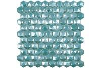 Hex Diamond 370D Turquoise мозаика