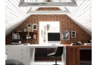 Brick Style Golden Tile