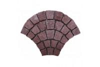 PAV-G-308 гранит (740*460*30~40) NS mosaic