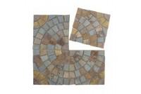 PAV-104 сланец (500*500*10~15) NS mosaic
