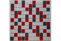 S-455 стекло (25х25х4) 300*300 Ns-mosaic