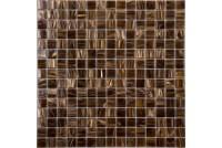 SE02 коричневый (сетка 20х20х4) 327*327 Ns-mosaic