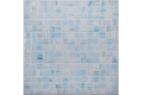 X013 голубой (сетка 20х20х4) 327*327 Ns-mosaic